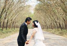 Budi & Putri Prewedding Photoshoot by KOKORO MOTO