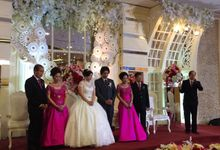 THE WEDDING OF ANDREY AND SHERLY by JS Wedding Planner Organizer and Entertainment