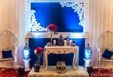 Oriental Chinese Themed decoration by Lily Florist & Decoration