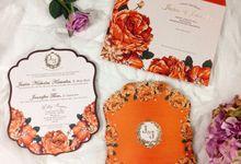 A Rhapsody In Autumn by Everrose Design & Press