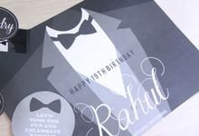 Suit Up Partykit by 99% creative party
