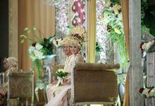 Marsha & Hadyan Wedding Reception by Lembayung Organizer