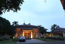 SHELLA & JAKA by Raffles Hills Cibubur - On Green Garden Venue