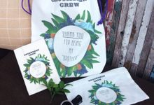 Groomsmen Crew Gift Set by HANKH Design
