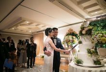 Rustic Wedding Of Marlon & Yosi by Amor Cake