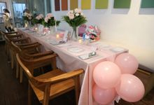Natasha Baby Shower by Boo Event & Co.
