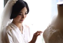 Syella & Kalvin Wedding by Adeline Makeup