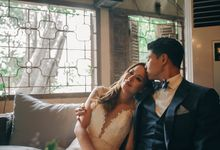 Jakarta Wedding - Choy & Michael by Caline Ng Photography