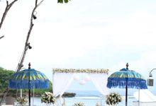 Wedding of Zsofia and Szabolcs by Courtyard by Marriott Bali Nusa Dua