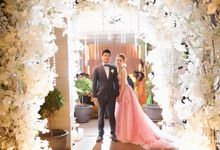 Engagement of Elbert & Mayumi by Duchess Royale
