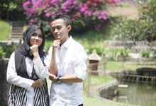 Reni - Chandra Pre Wedding by Aiko Pictures