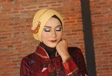 trial 2 by Makeup by Ziamafada