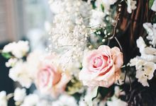 Samuel & Cella Wedding by Millevoile