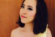 T E S T  Makeup by Areta Kristi Makeup Artist