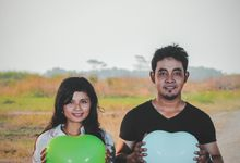 Prewedding Willys & Reza by Summer Creative Media