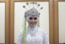 ayu & rully wedding by megrashy wedding