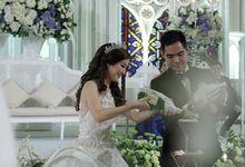 Erick & Inezia by PRIVATE WEDDING ORGANIZER