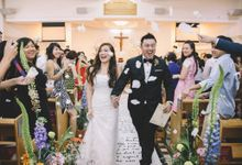 Charles Benedict Ng & Sarah Wedding by Caline Ng Photography