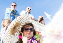 Yacht Luxury Wedding by Bespoke Experiences