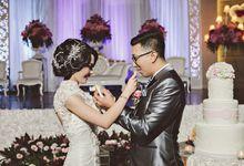 The Wedding of Ferry & Ester by Impressions Wedding Organizer