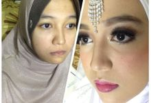Rahmi Wedding by Mutiandina Makeup