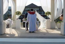 Novi and Chris Wedding by Rumah Luwih Beach Resort