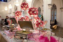 Grand Food Tasting II by OC Weddings