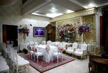 Akad Nikah dr Fika & dr Arif by Watie Iskandar Wedding Decoration & Organizer