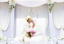 Wedding of Iskandar and Hazimah by FZ Photography