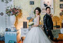 Wedding of Wilson Gojali & Jessisca Alaxzea by Le Blanc Wedding Organizer