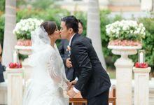Payumo - Manalili Wedding by Marriott Hotel Manila
