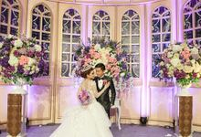 The Wedding of Irvin & Stephani by Evermore Photography