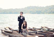 Rinaldi & Putri by I Do Wedding Organizer