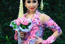 Bridal traditional sunda siger by Amora bridal