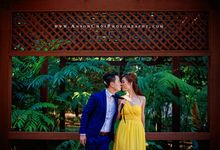 Couple Portraiture by Anson Choi Photography