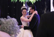 Indra  & Karen by PRIVATE WEDDING ORGANIZER