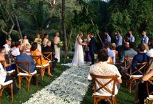 Wedding at The Sanctuary by Revel Revel Bali
