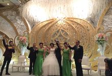 THE WEDDING OF ANGGA AND ANNE by JS Wedding Planner Organizer and Entertainment