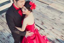 Prewedding by Nattalie Make Up Artist