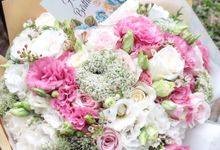Imported Flowers by Les Fleur Flower Design