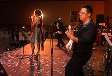 Crystal Band Anniversary by Teddy Chen Music Entertainment