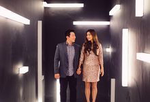 Luke and Debbie x Ronac Art Center Engagement by GJ Esguerra Photography
