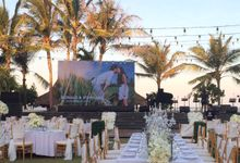 The Wedding of Ronald & Stephanie by Focus Production