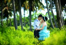 Tommy & Retha by Nobi Photography