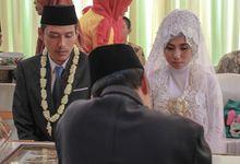 The Royal Wedding by MAYAMPI Photostudio