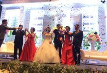 THE WEDDING OF BAMBANG AND FRANSISKA by JS Wedding Planner Organizer and Entertainment