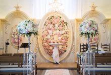 A Dazzling Wedding by Our Fairytale Wedding