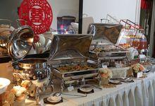 LIAN MEITING WEDDING by Neo Garden Catering Pte Ltd