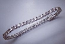 Diamond Bracelet by Kapasan Gold