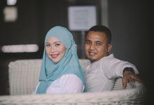 Hafiz & Atiqah by Edzuan Sapuan Photography
